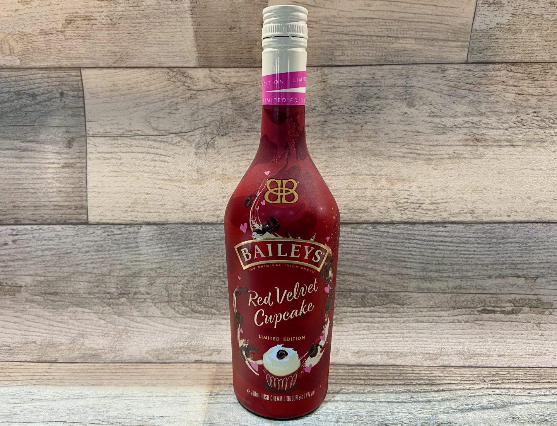 Red Velvet Cupcake Baileys