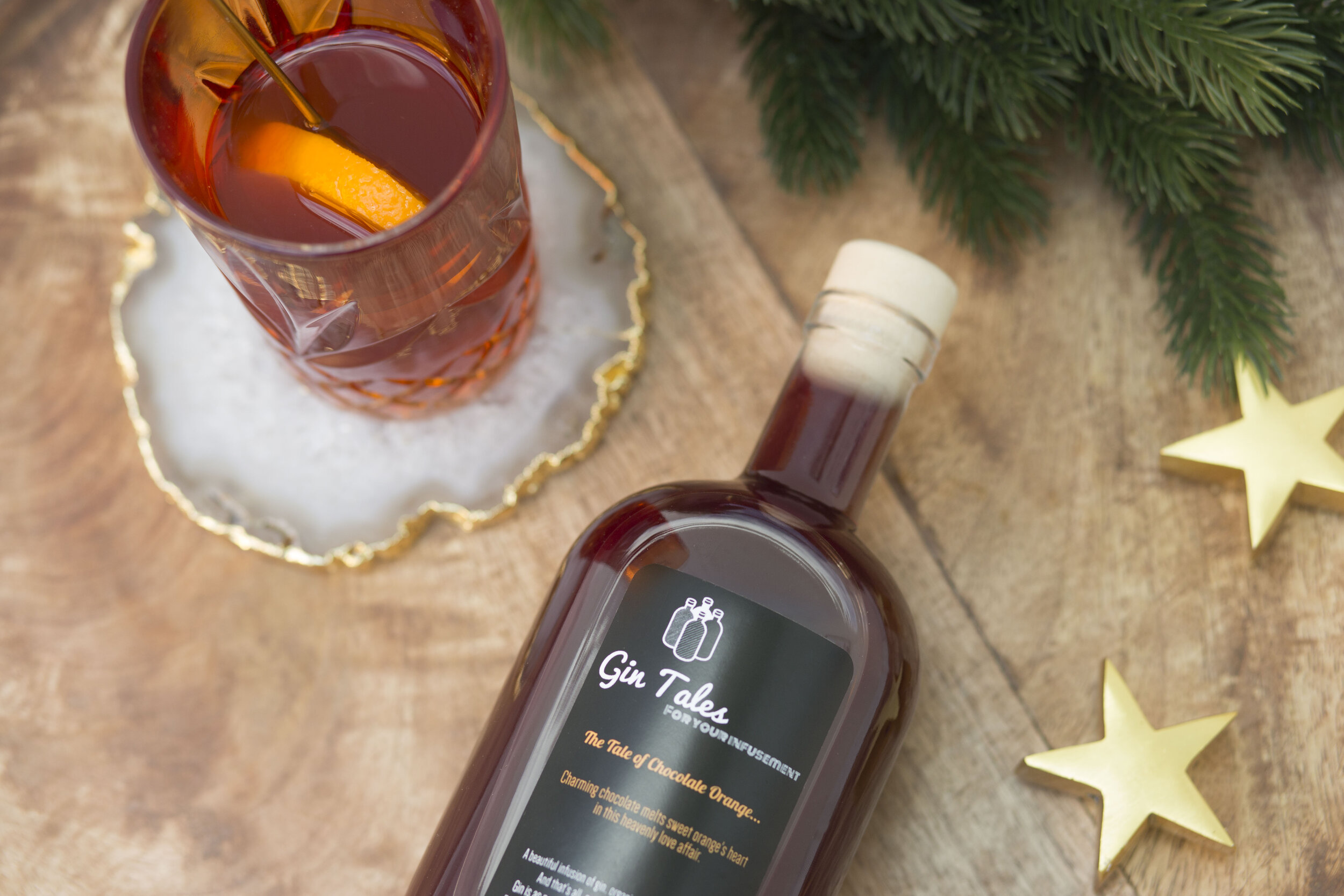 Gin Tales Chocolate Orange Gin | Gin Ideas to Buy, Gift and Drink