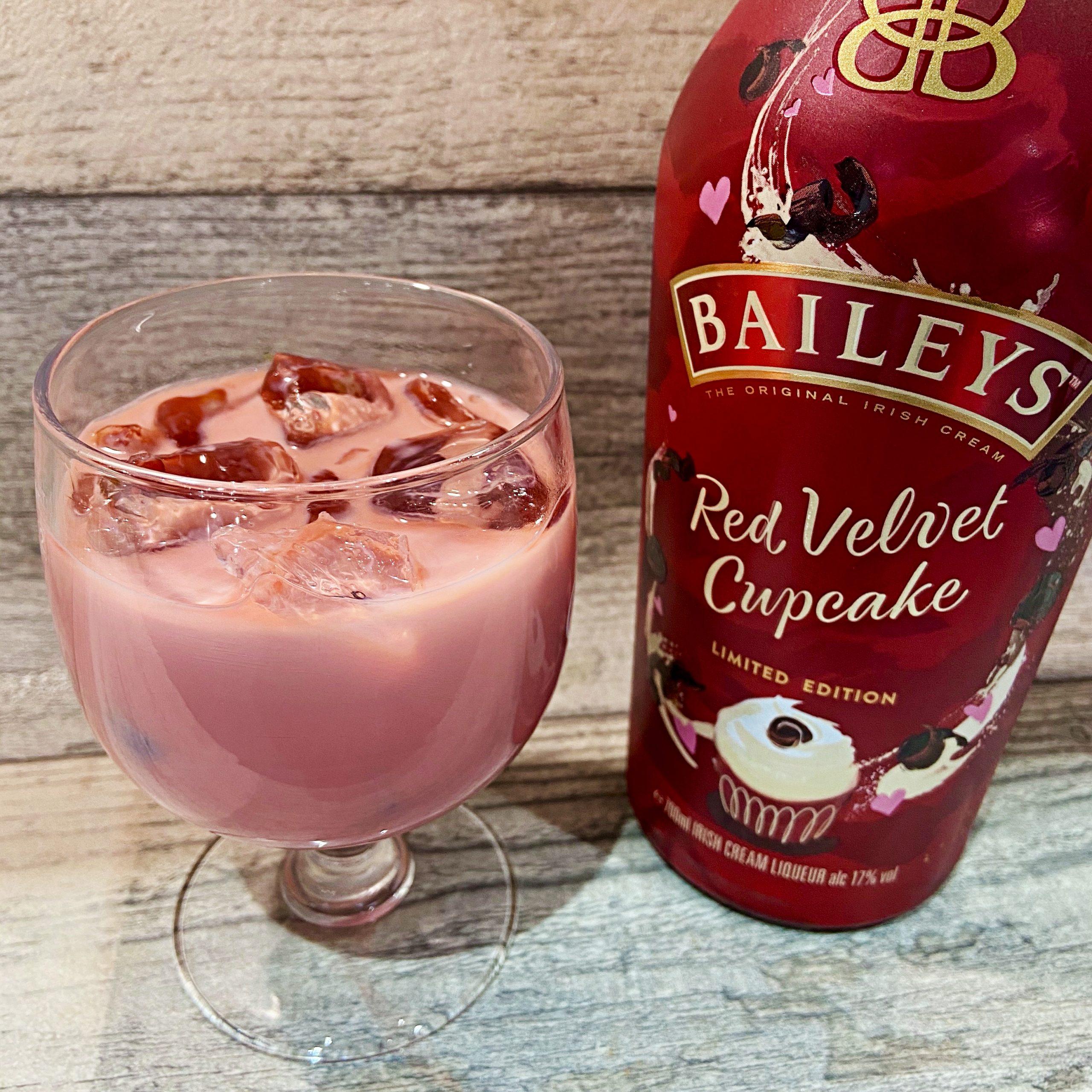 Red Velvet Cupcake Baileys Review