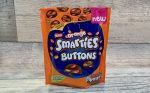 Orange Smarties Buttons