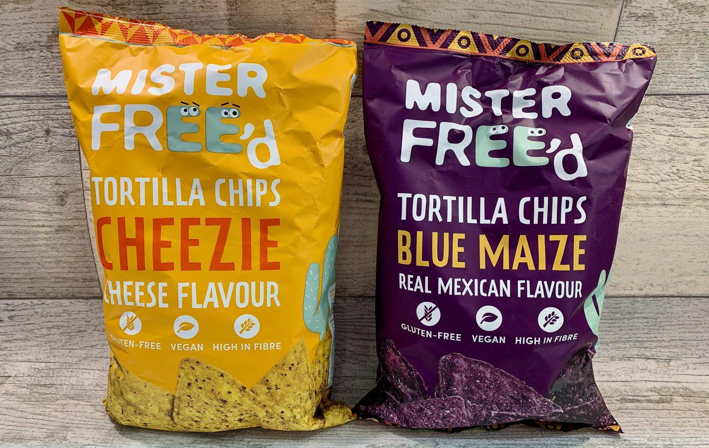 Mister Free'd Tortilla Chips *
