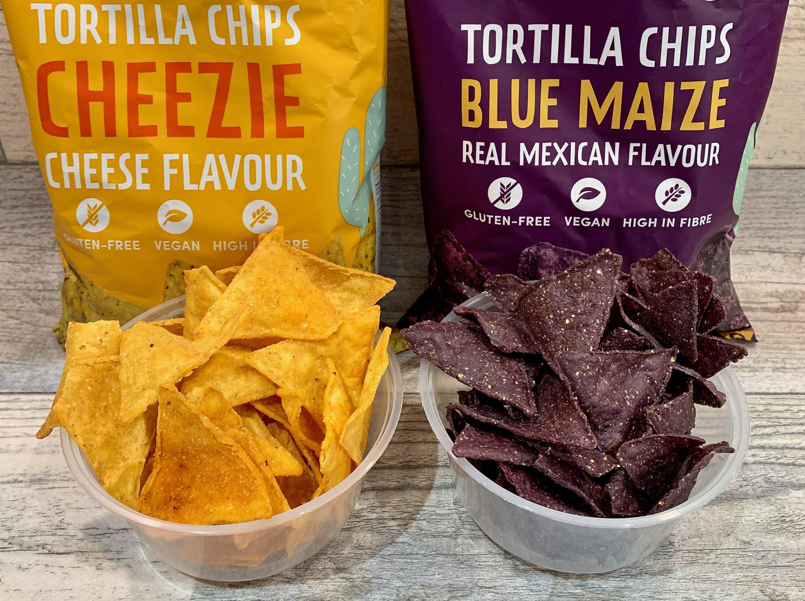 Mister Free'd Tortilla Chips Vegan
