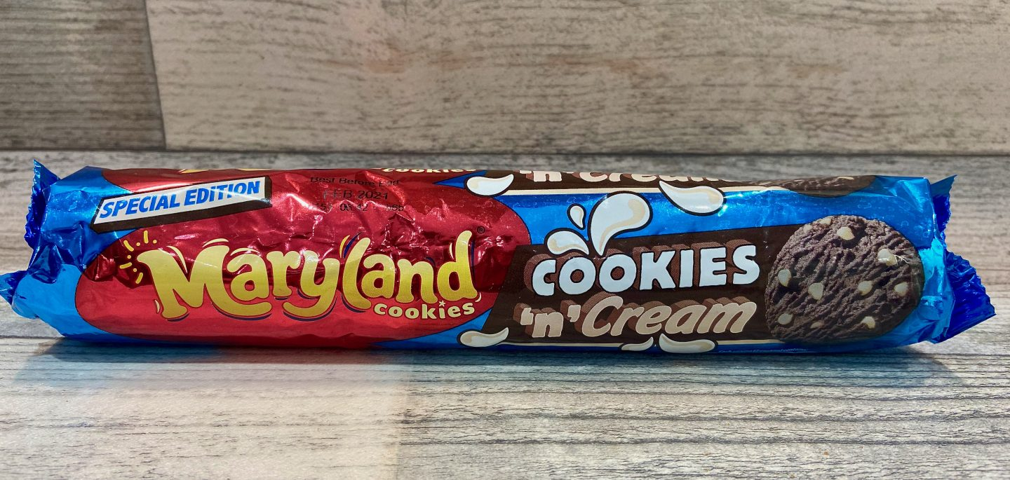 Maryland Cookies 'n' Cream Cookies Limited Edition