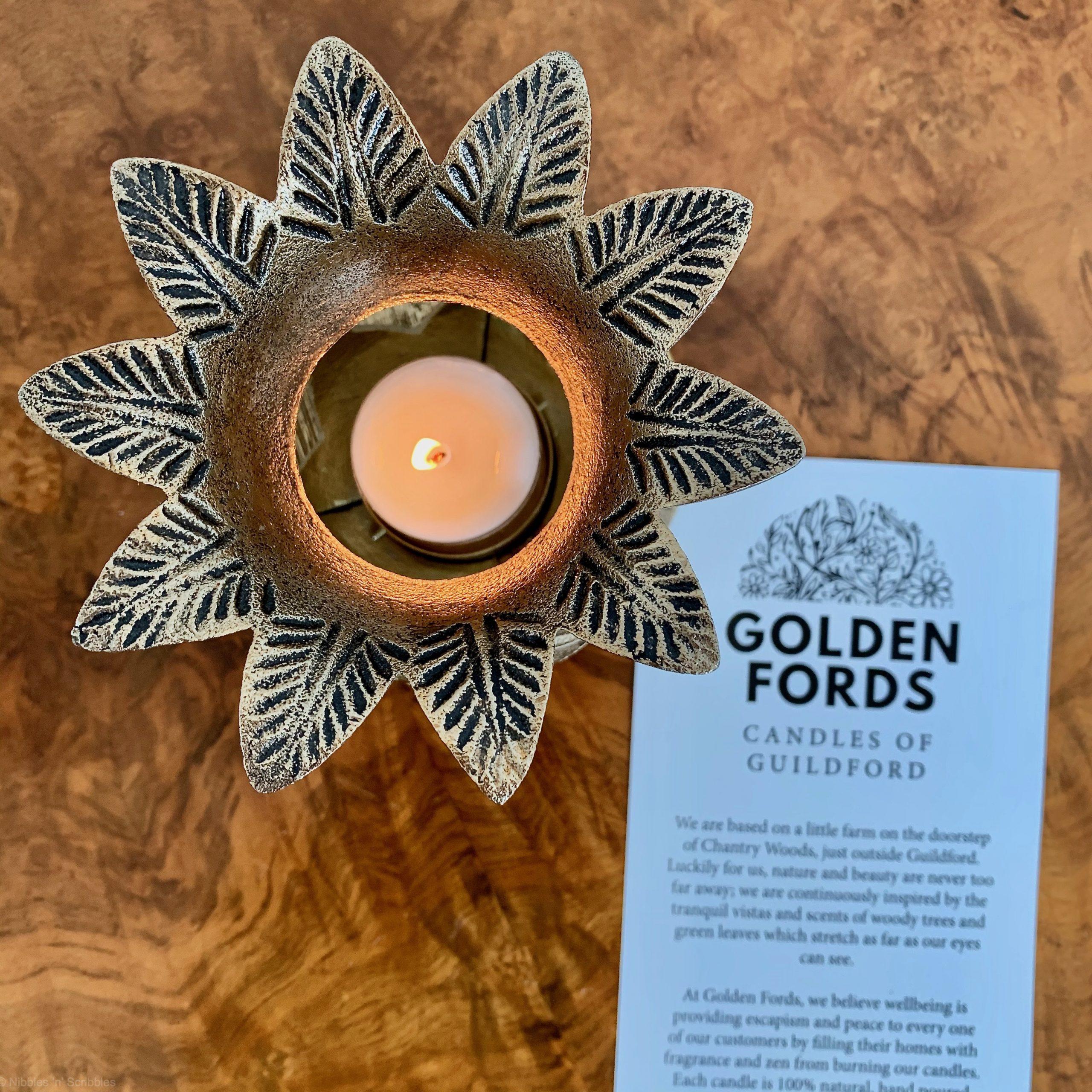 Golden Fords Candles of Guildford - Taster Pack