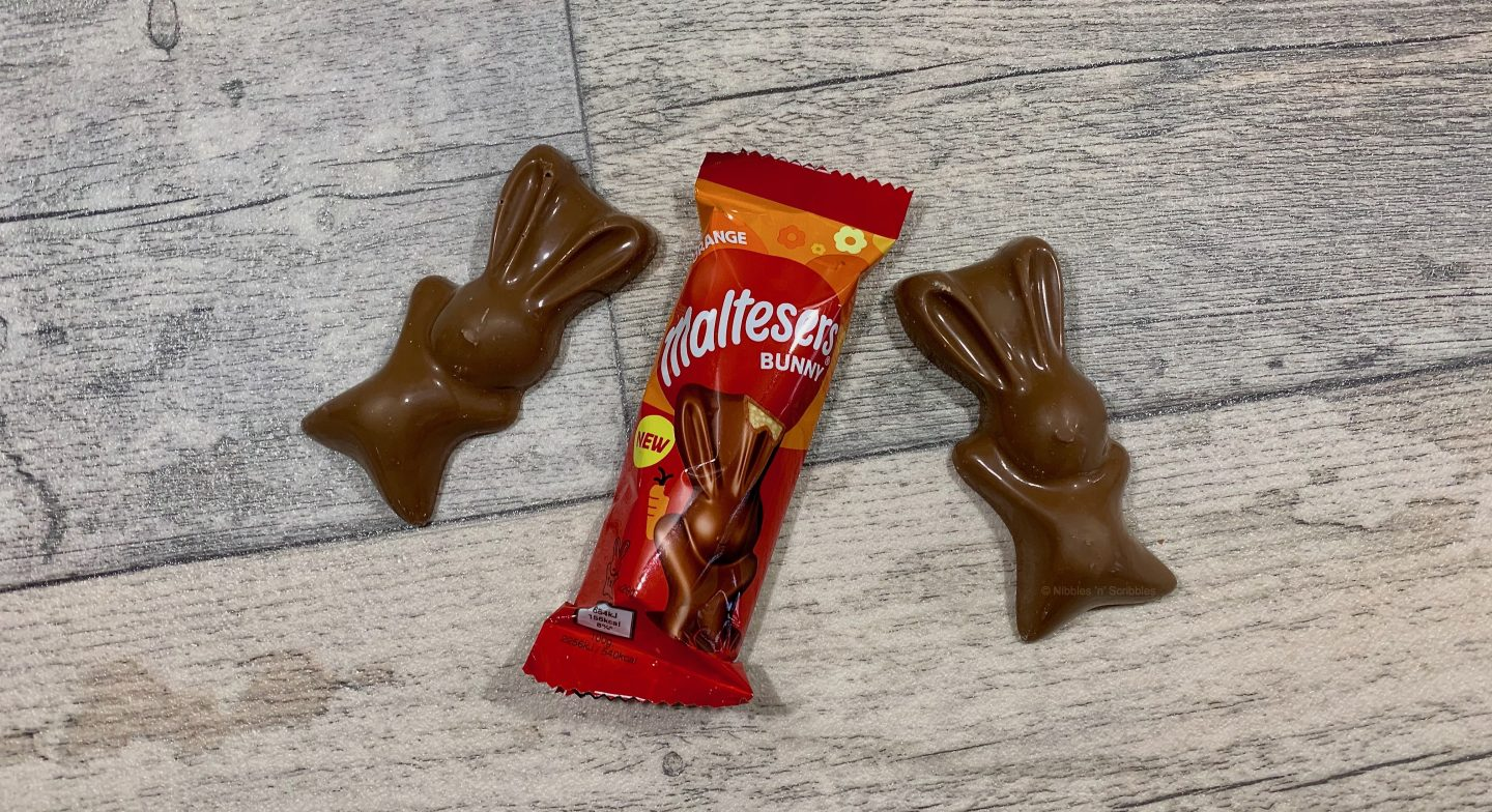 Maltesers Chocolate Orange Bunny