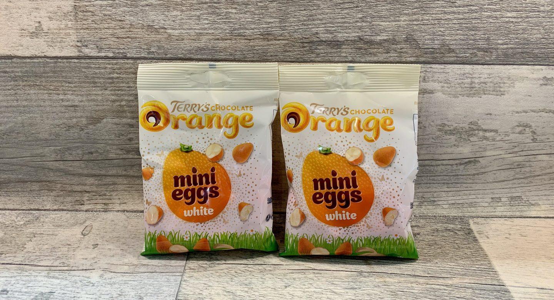 Terry's Chocolate Orange White Mini Eggs