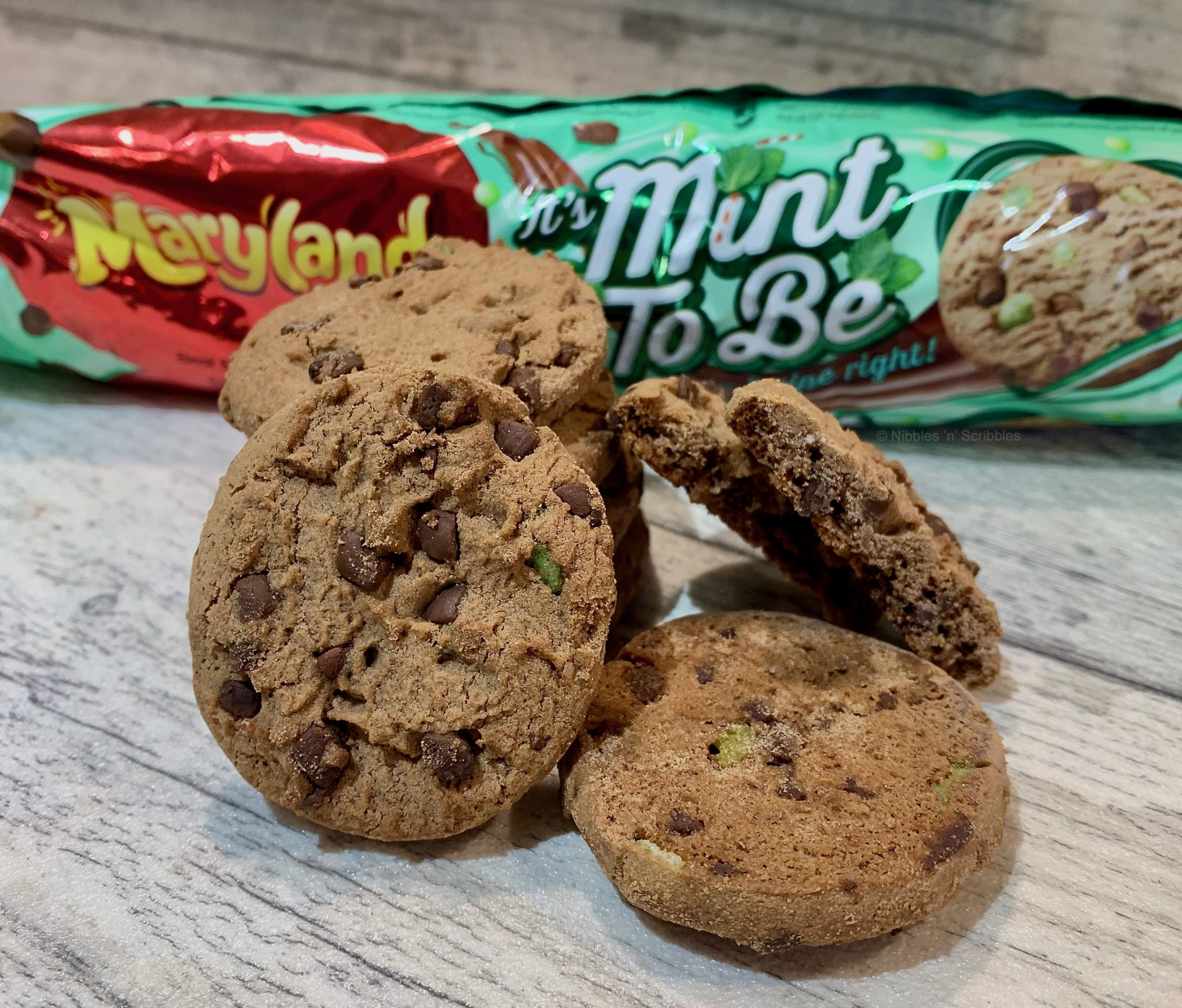 It's Mint To Be Maryland Cookies