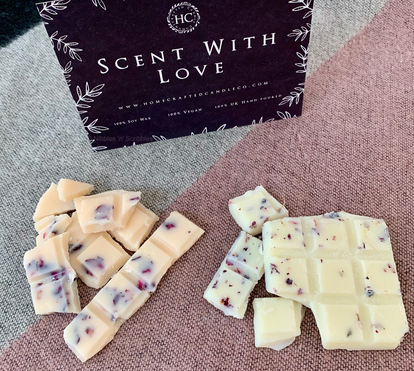 Home Crafted Candle Co Wax Melts