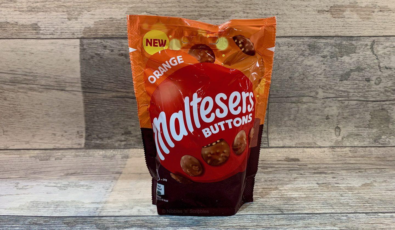 Maltesers Orange Buttons