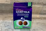 Cadbury Mint Chocolate Buttons Review